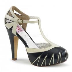 Escarpins Pin Up Couture BETTIE-25 Noir